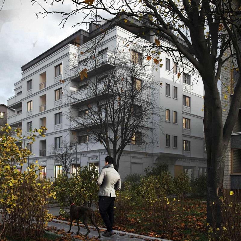Фото ЖК «Дом на Красносельской»