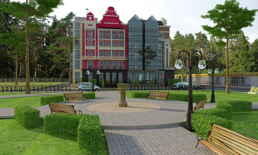 Фото апартаментов «Штольц»
