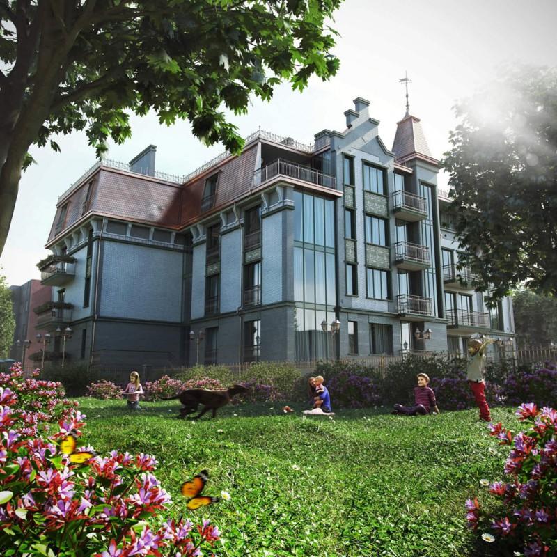 Фото ЖК «Дом на Огарева»