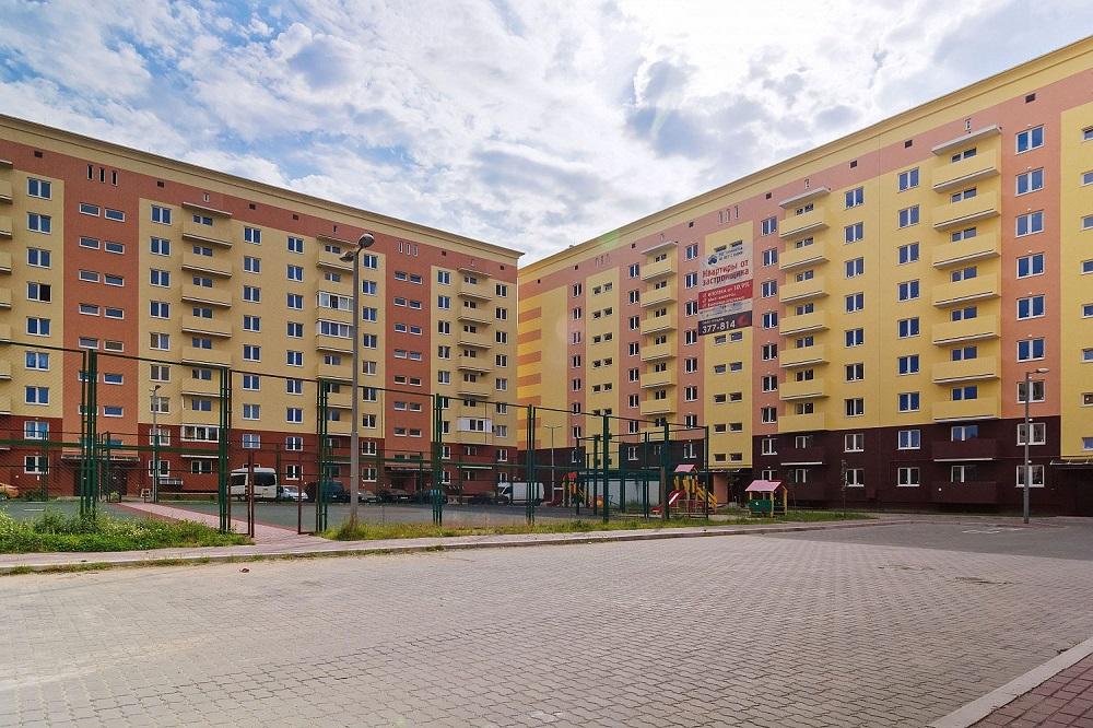 Фото ЖК «Московский дворик»