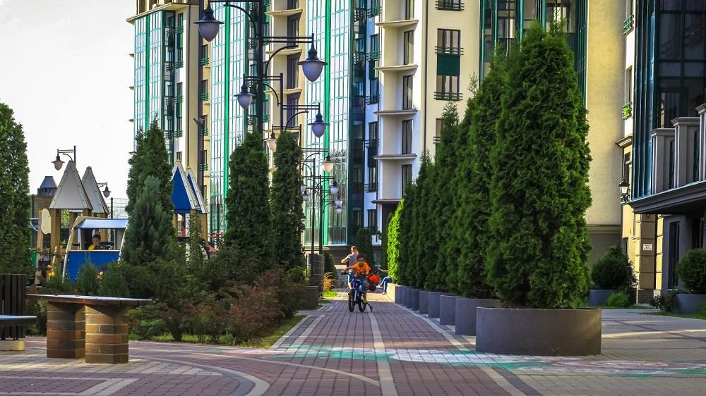 Фото ЖК «Цветной Бульвар»
