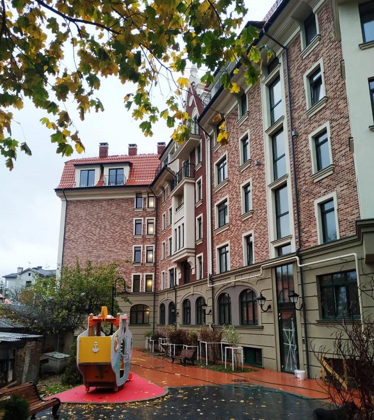 Фото «Гостиница апартаментного типа»