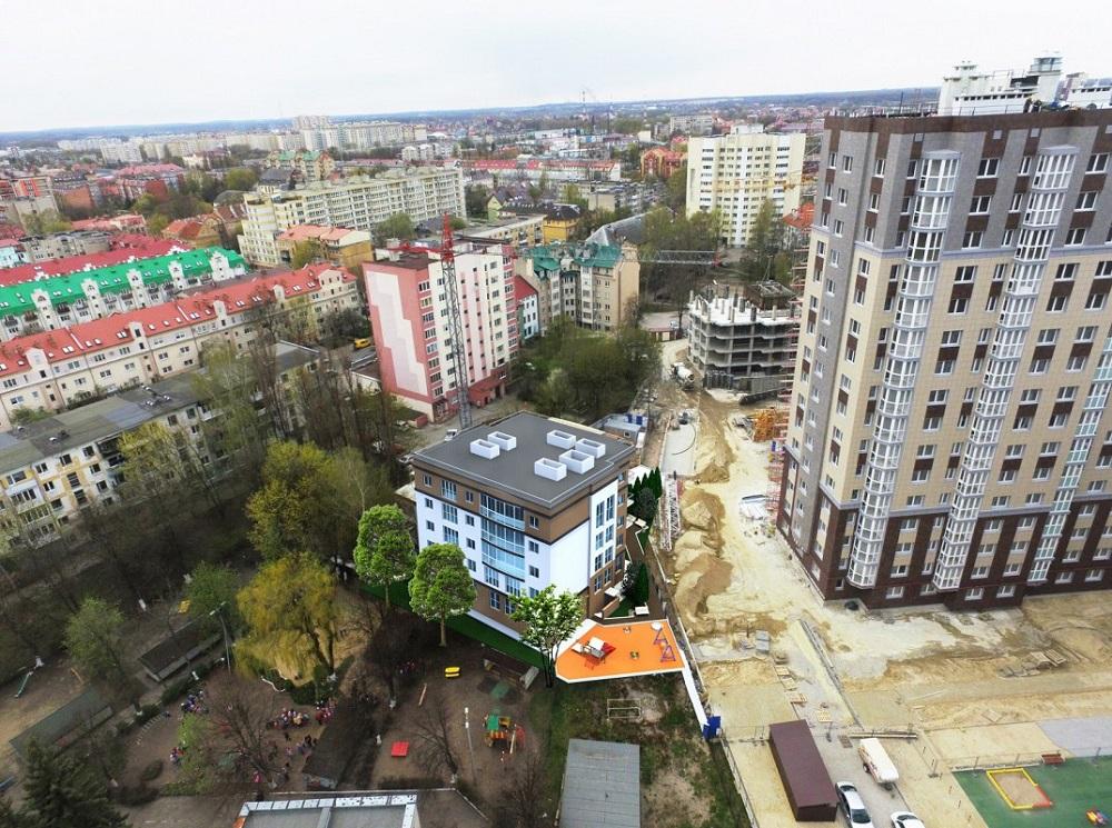 Фото ЖК «Дом на Леонова»