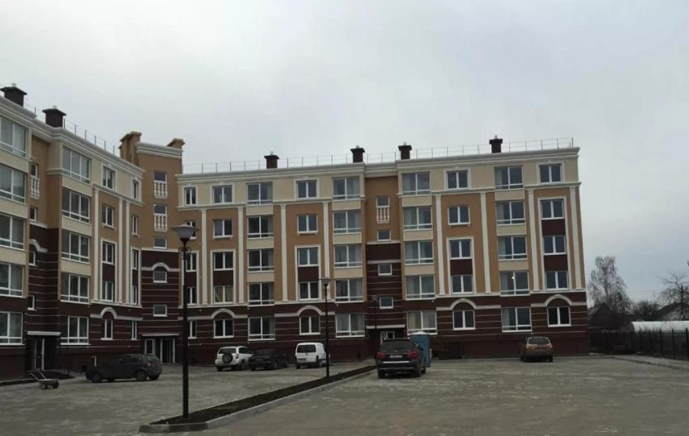 Фото ЖК «по ул. Кооперативная»