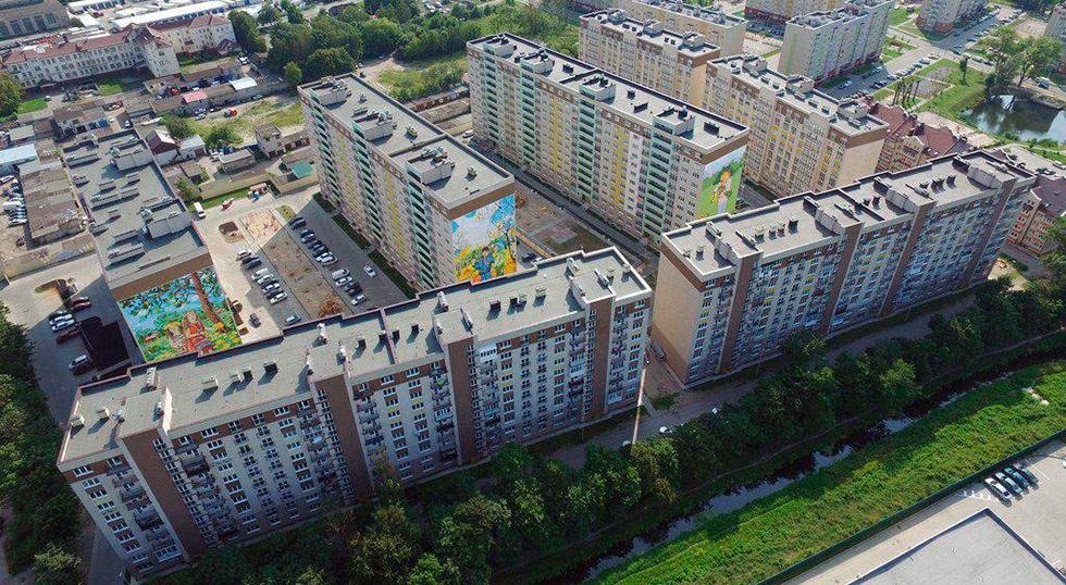 Фото ЖК «Микрорайон на ул. Красная»