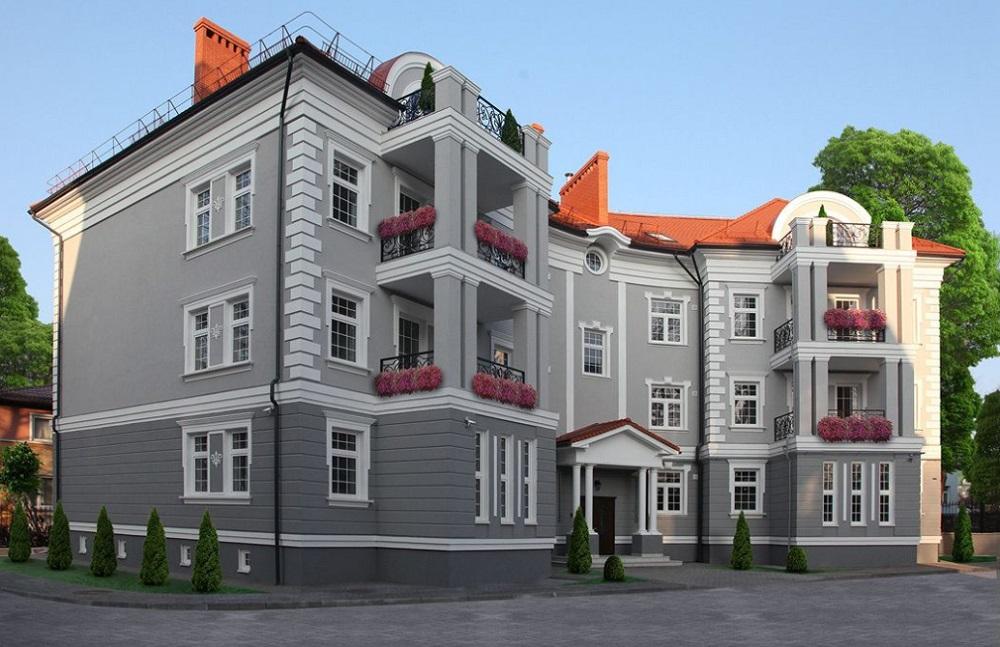 Фото ЖК «Дом на ул. Д. Донского, 44Б»