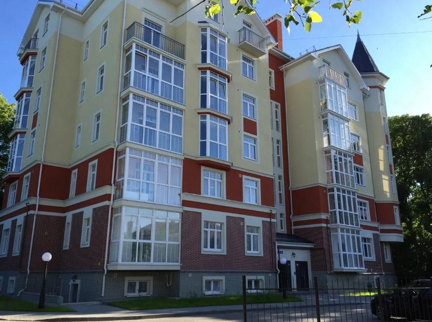 Фото ЖК «Дом на ул. Советская, 1»