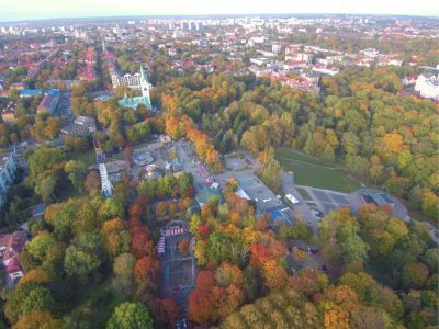 Центральный парк фон