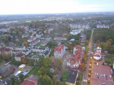 Гурьевск фон