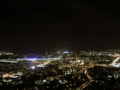 Московский район ночью