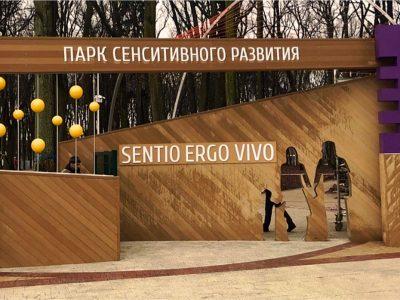 парк сенс развития фон