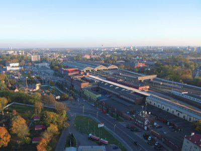 Южный вокзал фон